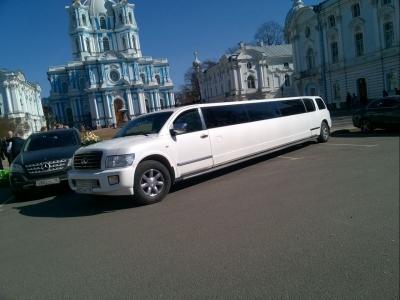 Адмиралтейские лимузины СПБ